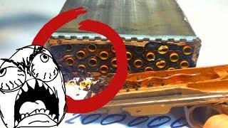 плохо греет печка на Рено, что делать ?! Видеолекция#2