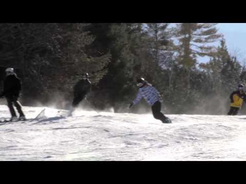 Attitash Mountain Resort - Opening Weekend 13/14 Winter Season