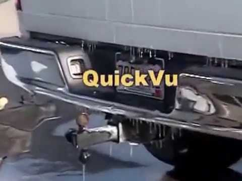 Hitch Your Trailer In Under A Minute With The Quickvu