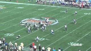 James Cook -Miami Central -RB-Class of 2019 vs. Armwood-State Title Game