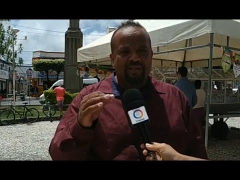 Wilson locutor fala de mais um sorteio Fest Prêmios em Amargosa