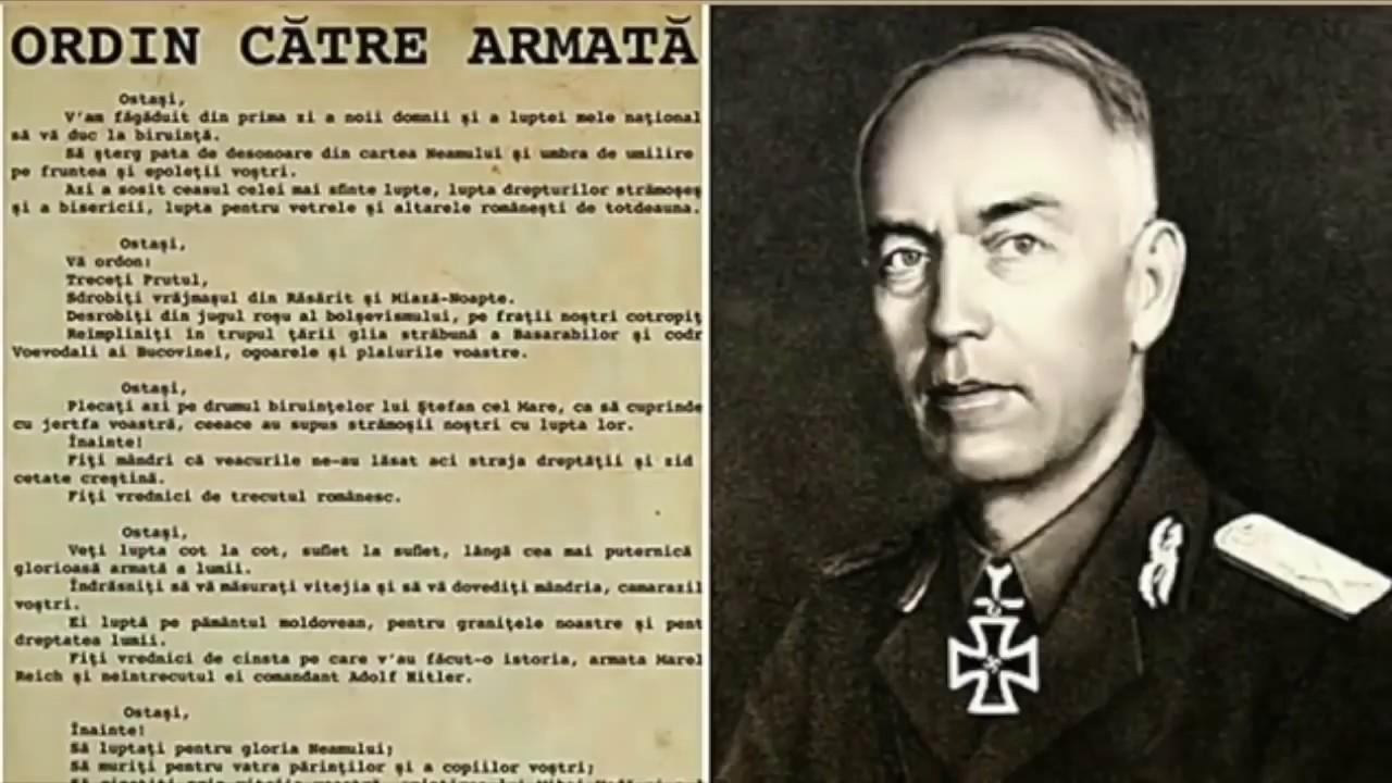Ion Antonescu, De Ce A Fost Executat Maresalul?