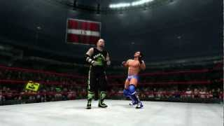 Road Dogg hits his finisher in WWE