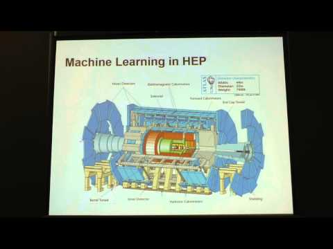 NIPS 2014 Workshop - (Baldi) High-energy particle physics, machine learning, and the HiggsML...
