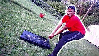 ANGRY BROTHER BREAKS VONVONTV TELEVISION | HE GOES CRAZY!!!