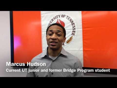 UT students discuss participating in the Bridge Program