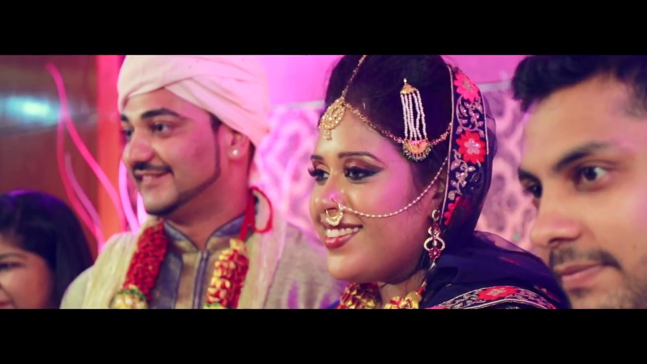 New Muslim Wedding I South Indian + North Indian I - YouTube