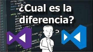 IDE vs Editor de código ¿Cual es la diferencia?
