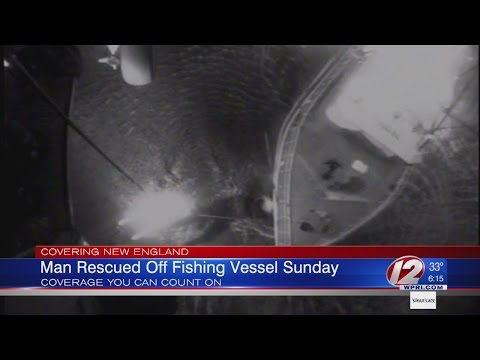 Coast Guard Rescue in Provincetown, Massachusetts