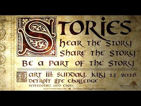 """Stories Part 3: """"Detroit Life Challenge"""""""