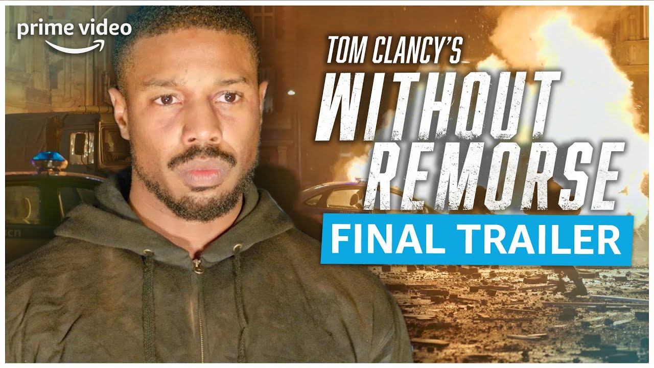 Tom Clancy's Without Remorse | Final Trailer | Amazon Prime Video NL