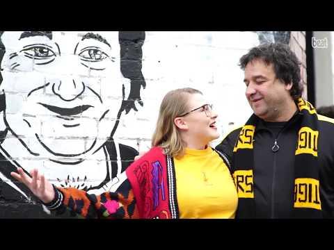 Cassie Stevens, Mick Molloy Mural (2017)