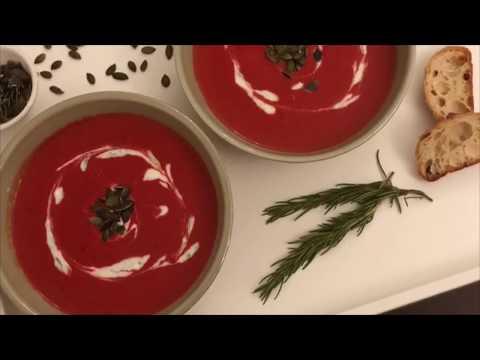 Cumin Yams Soup