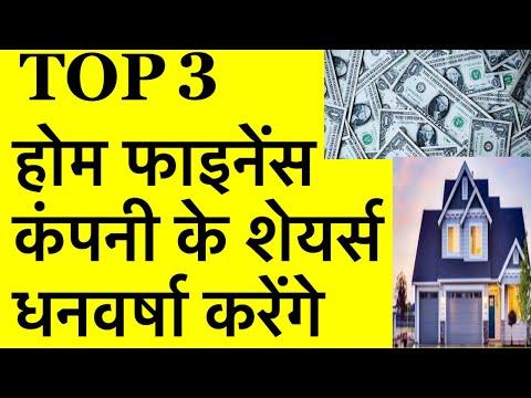 Top 3 Housing finance shares | Investing | Stock market | Sensex | Finance | home Loan | Lts Shares