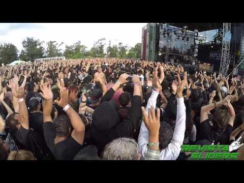 "SEPULTURA ""Kairos"" HELL AND HEAVEN METAL FEST 2016/REVISTA SLIDERS"