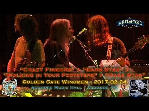 "201702-24 – Golden Gate Wingmen – ""Crazy Fingers""-""Dark Star""-""Walking in Your Footsteps"""