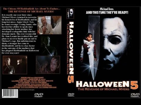 Halloween 5: The Revenge of Michael Myers (1989) My Official ...