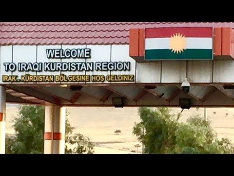 Crossing the Border from Turkey to Iraqi-Kurdistan