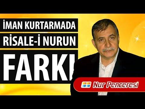 Prof. Dr. Şener DİLEK - İman Kurtarmada Risale-i Nur'un Farkı!