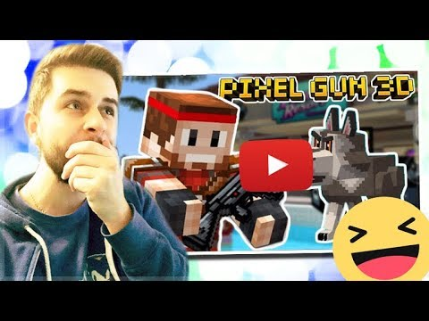 REACTING TO MY FIRST EVER PIXEL GUN 3D EPISODE! WOW HOW THINGS HAVE CHANGED!