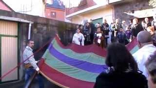 Pendones en - SAN ANDRÉS DE LAS PUENTES - 20.Diciembre.2014