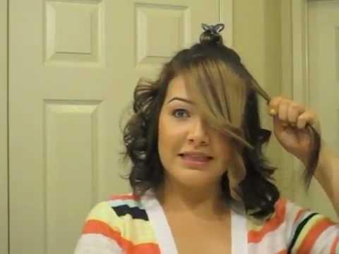 """serie: a mi manera!!! """"como ondulo mi cabello con la plancha"""
