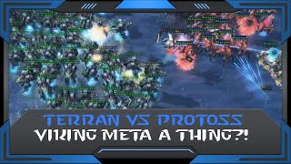 StarCraft 2 (RuFF Highlight): Viking Meta a Thing?!