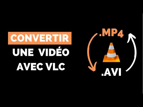 Convertir Gratuitement vos videos en audio ou changer le format en MP4,MP3 avec VLC