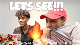 Lil Dicky - Freaky Friday feat. Chris Brown (Official Music Video) REACTION | #KEVINKEV 🚶🏽