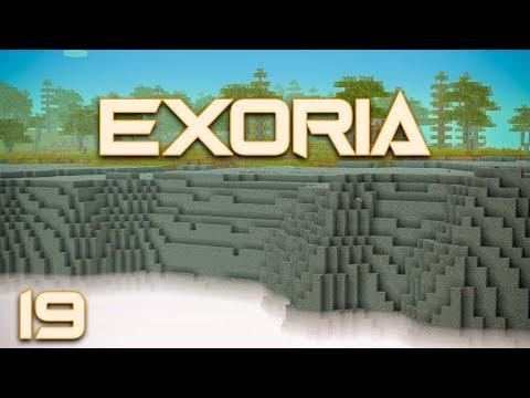 Exoria EP19 Misty World Toxic fog + Loads of Gravel