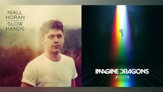 Niall Horan + Imagine Dragons - Slow Hands/Thunder (Mashup)