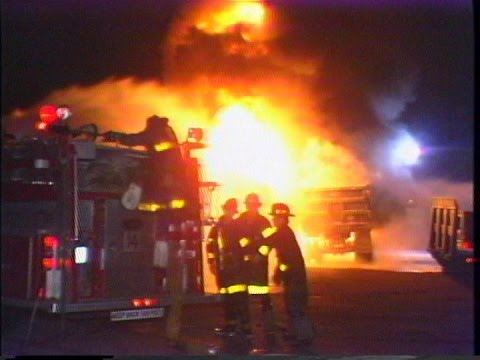 Proctor St. Roxbury oil truck fire flashback