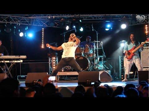 """ADMIRAL T en concert à La REUNION - KERMARON LIVE / """"décembre 2012"""""""