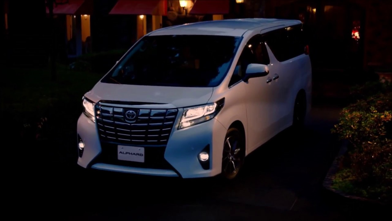 New Toyota Alphard 2018 >> 2018 All New Toyota Alphard Interior Exterior And Drive Youtube