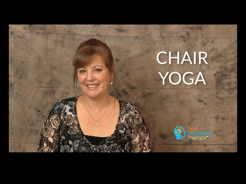 Chair Yoga- Self-Care and Nurture