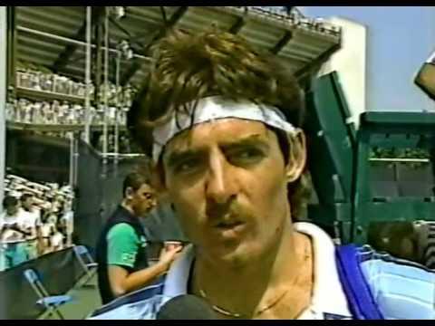 USO 1985 R3 - Becker vs Evernden