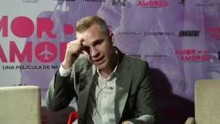 Juan Pablo Medina nos habla de su papel en ''Amor de mis Amores''