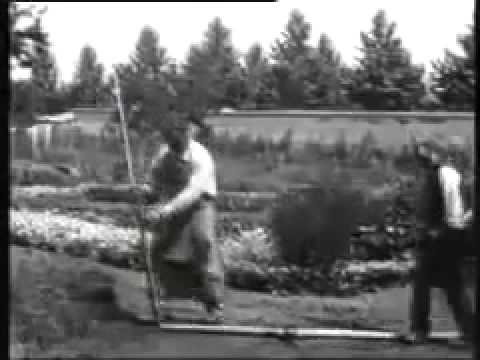 Tables Turned on the Gardener  1895 Louis Lumière