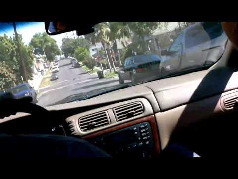 Cruising around Boyle Heights