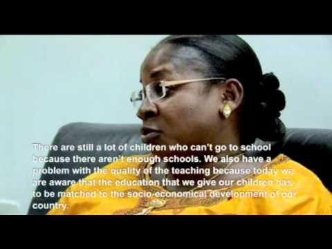 Minister for Education of Burkina Faso