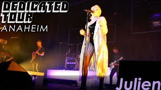 Carly Rae Jepsen - Julien - LIVE @ Anaheim House of Blues - 6-27-19