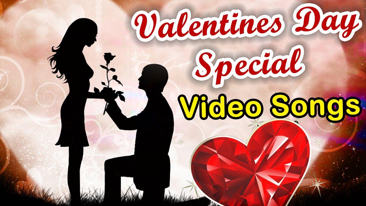 Valentines Day Special Telugu Video Songs Vol 5 - Jukebox ...