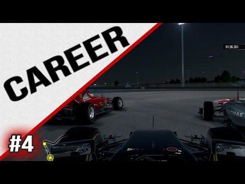 F1 2015 - Career - Bahrain - Return To Form