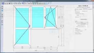 видео Монтаж пластикового балконного блока: 10 особенностей