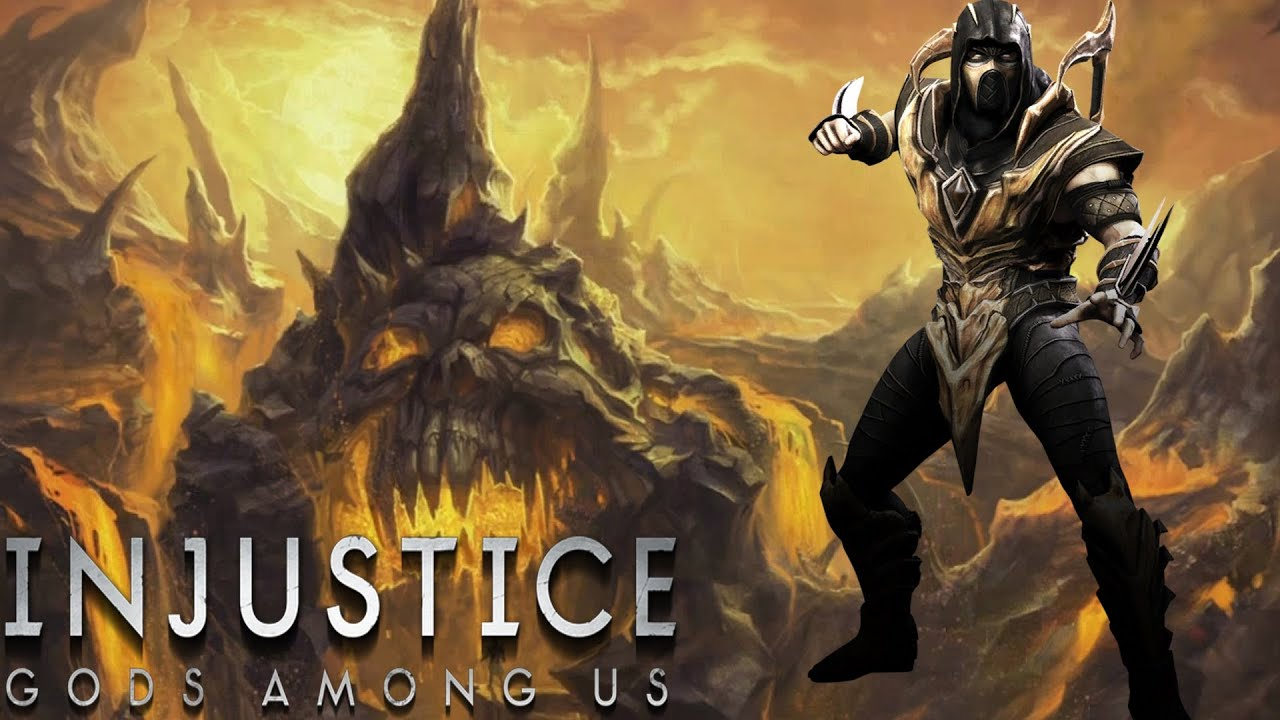 Injustice gods among us scorpion classic battles on very hard injustice gods among us scorpion classic battles on very hard no matches lost youtube voltagebd Image collections
