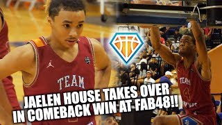 JAELEN HOUSE TAKES OVER IN VEGAS!! | Leads Team WHYNot to COMEBACK WIN at Fab48