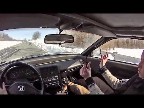 POV Drive: 1991 Honda CRX