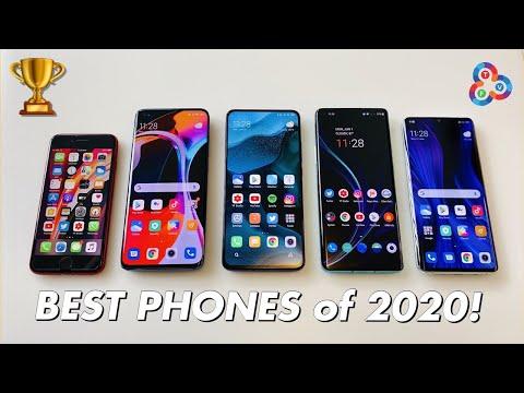 BEST PHONES (so far) of 2020!