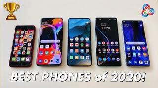 BEST PHONES (so far) of 2020!