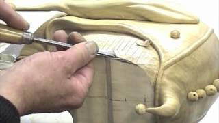 Woodcarving Lessons With Ian Norbury - 02 - Basic Shapes - Ian Norbury